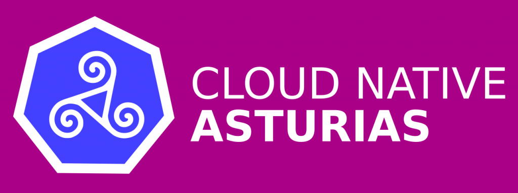 Cloud Native Asturias official logo