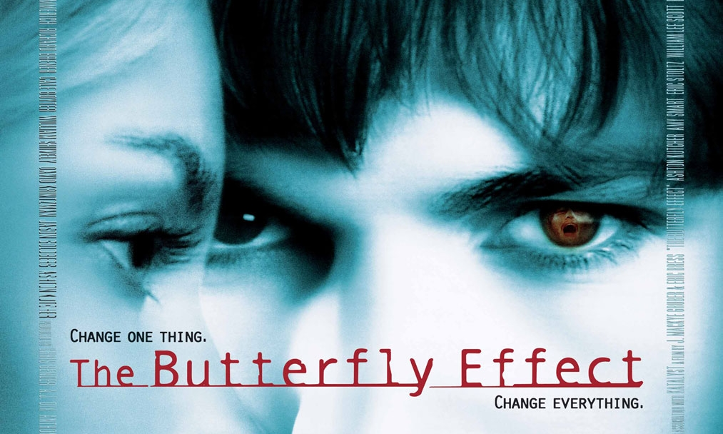 The Butterfly Effect movie portrait