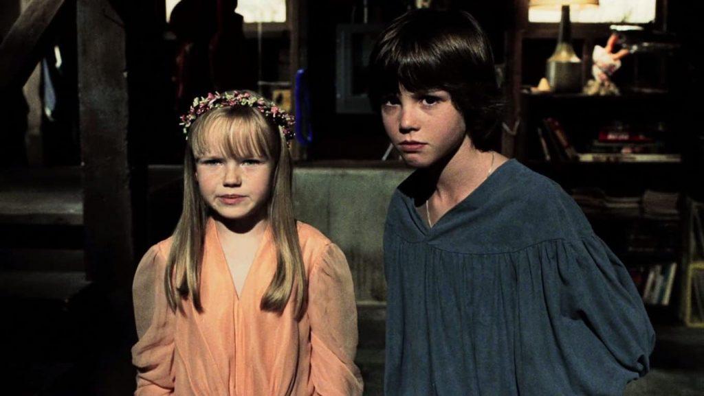The Butterfly Effect - Scene 2 kids frighten